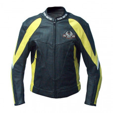 "Motorcycle jacket Regal Raptor ""Yellow Hourse"""