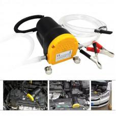 Pump for replacing oil pumping through the dipstick. REWOLT oil vacuum pump (RE SL22)