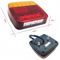 LED brake lights for auto trailer tractors trailer lights