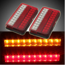 LED brake light / turn signals / dimensions / led rear light of a trailer lights for a trailer lights for a trailer