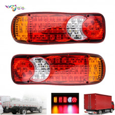 LED brake light 12-24v / turn signals / dimensions / led rear lamp of the trailer lights for the trailer