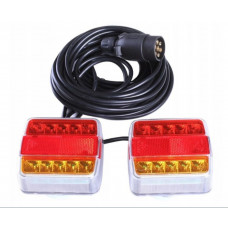 Carriage LED Trailer Lights