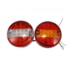 Price for 1pc 12-24v led brake light / turn signals / dimensions / led tail light trailer lights on the trailer