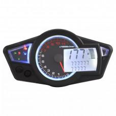 Universal speedometer Izh Java Yamaha Suzuki for 2-4 cylinders