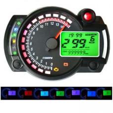 Universal speedometers. KOSO RX2N