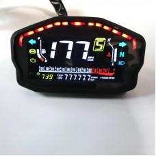 Universal speedometer
