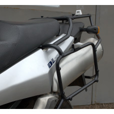 Luggage System for Suzuki DL1000 V Strom Wardrobe Trunks 2007-2012