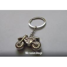 Keychain Cross bike