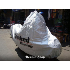 Tanked Motorcycle Cover