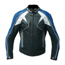 """Motorcycle jacket Regal Raptor """"Blue Line"""""""