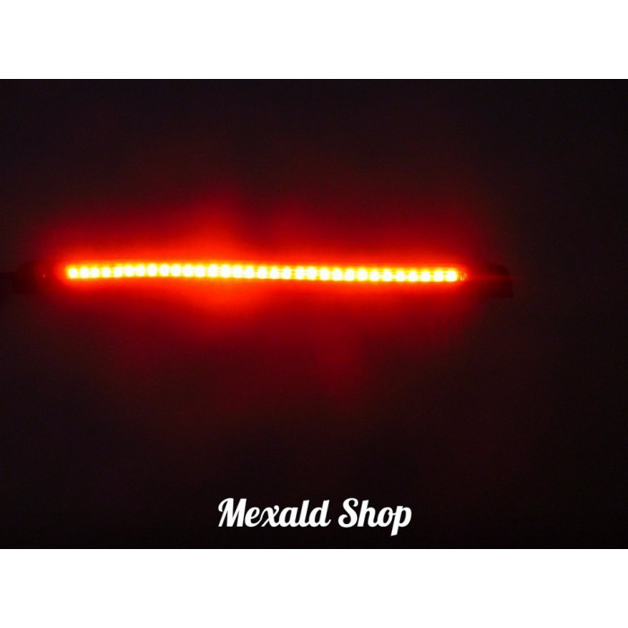 Led strip for wing
