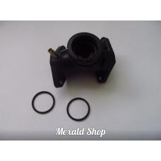 Carburetor hose (intake manifold) Yamaha XV 250, QJ 250-H