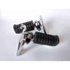 Footpegs Honda Rebel CMX 250 QJ250-3 Raketa Futong 250