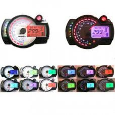 Universal Moto Speedometer KOSO RX2N