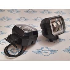 Additional ATV headlights