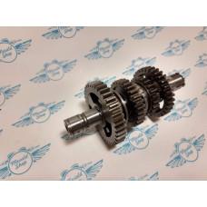 Output shaft Yamaha XV 250, Lifan LF250, QJ 250-H