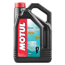 Motul OUTBOARD 2T oil (5L)