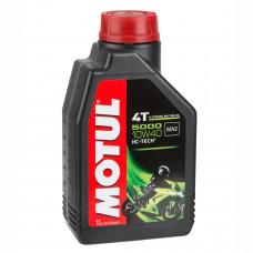 Oil Motul 5000 4T SAE 10W40 (1L)