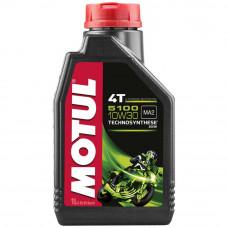 Oil Motul 5100 4T SAE 10W30 (1L)