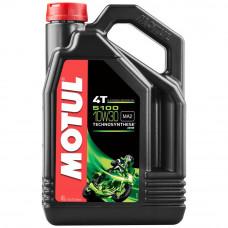 Oil Motul 5100 4T SAE 10W30 (4L)