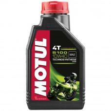 Oil Motul 5100 4T SAE 10W40 (1L)