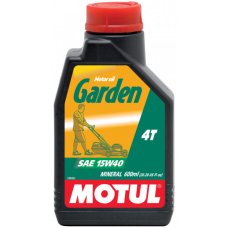 Motul GARDEN 4T SAE 15W40 Oil (2L)