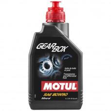 Transmission oil Motul GEARBOX SAE 80W90 (1L)